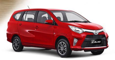 Spesifikasi dan Harga Promo Mobil Toyota Calya Terbaru