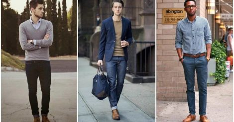 Tampil Keren ke Kampus dengan Casual Style Pria